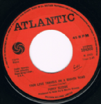 Percy Sledge True Love Travels On A Gravel Road Uk Atlantic